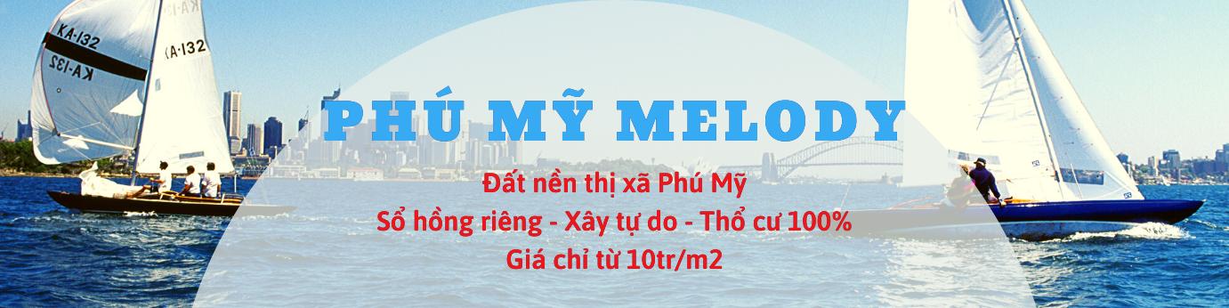 Dự án Phú Mỹ Melody