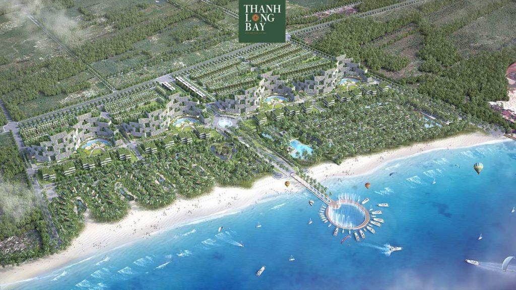 Dự án bất động sản biển
