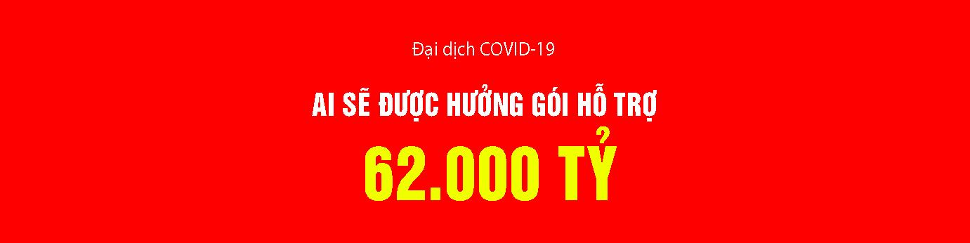 Ai sẽ được hưởng gói hỗ trợ 62.000 tỷ