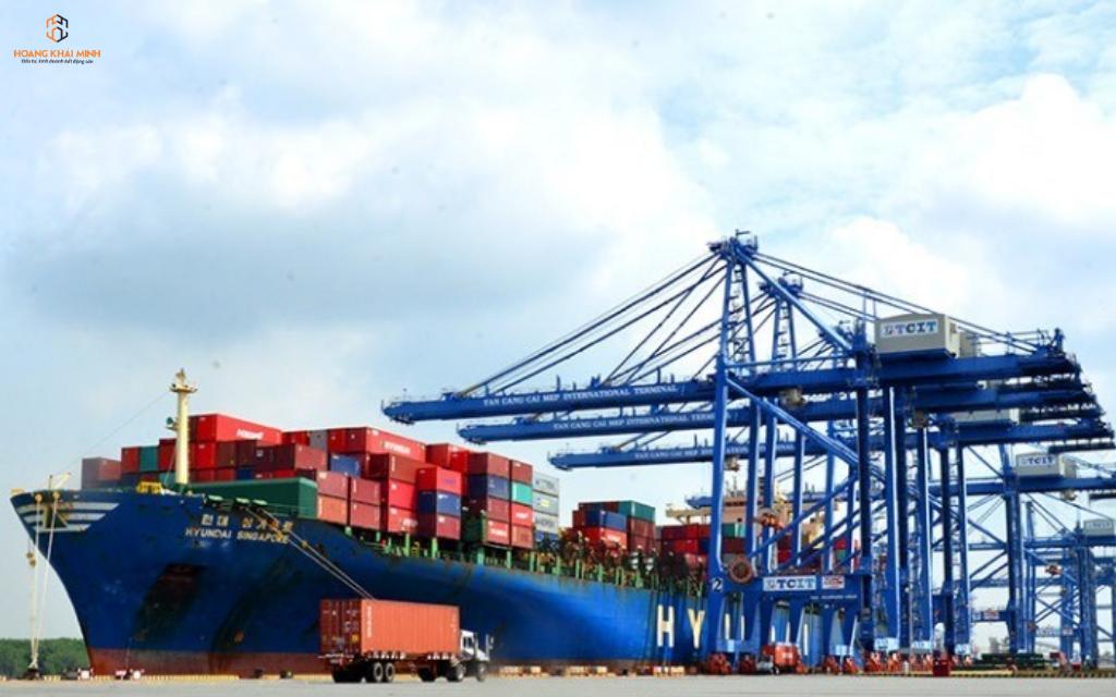 Bà Rịa-Vũng Tàu sẽ dành 20.000 tỉ để kết nối cảng, liên vùng
