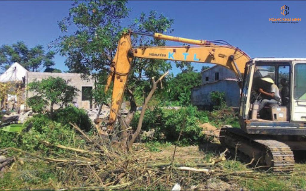 Khu tái định cư và Dự án nhà ở xã hội đang tiến triển tốt (Long Thành)