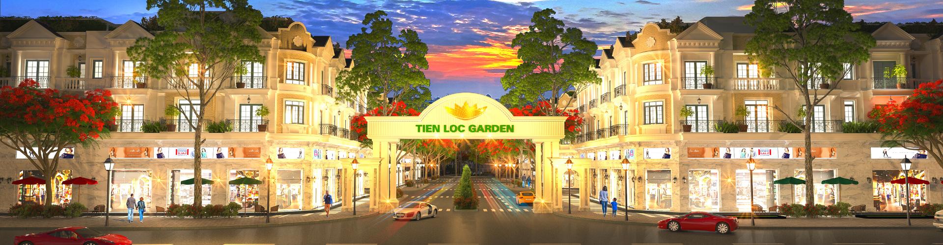Tiến Lộc Garden