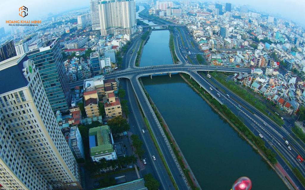 xây dựng tuyến đường liên vùng 4