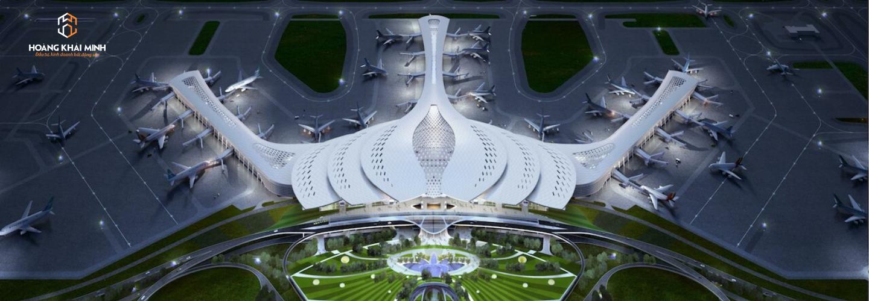 Hạ tầng sân bay Long Thành